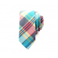 The Fearless Plaid Tie