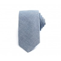 The Light Denim Tie