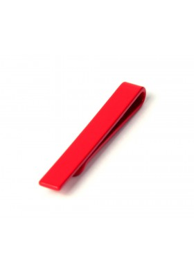 Light Red Tie Clip