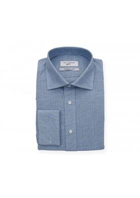 Canclini Blue Diamond Shirt
