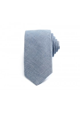 The Light Denim Tie