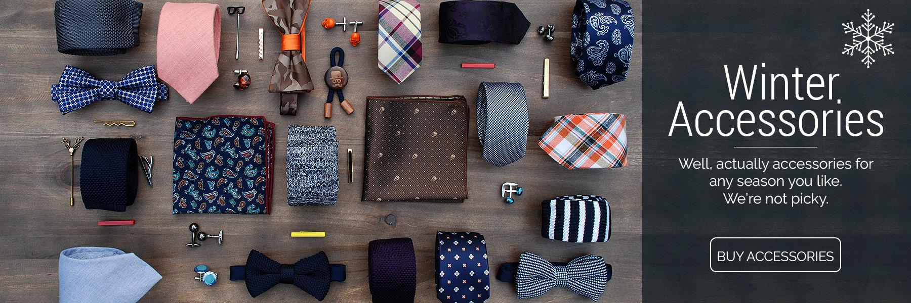 Tailorist Men's Accessories